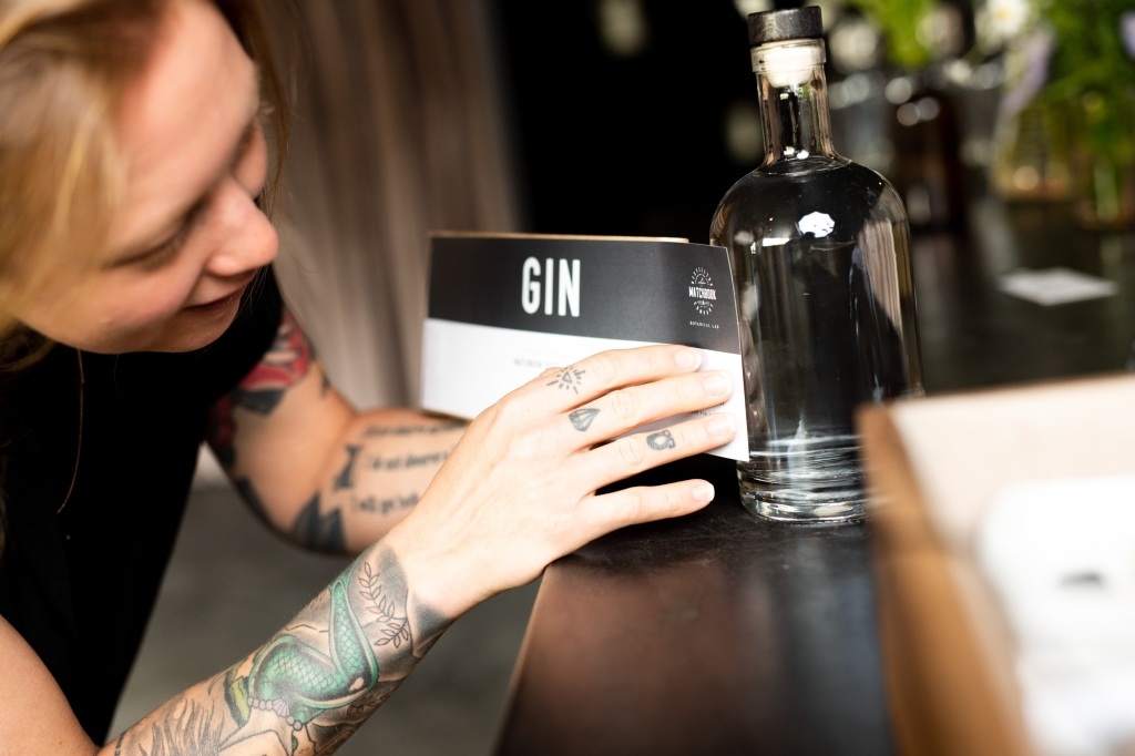 Restaurants Are Leveling Up by Creating Their Own Signature Craft Spirits