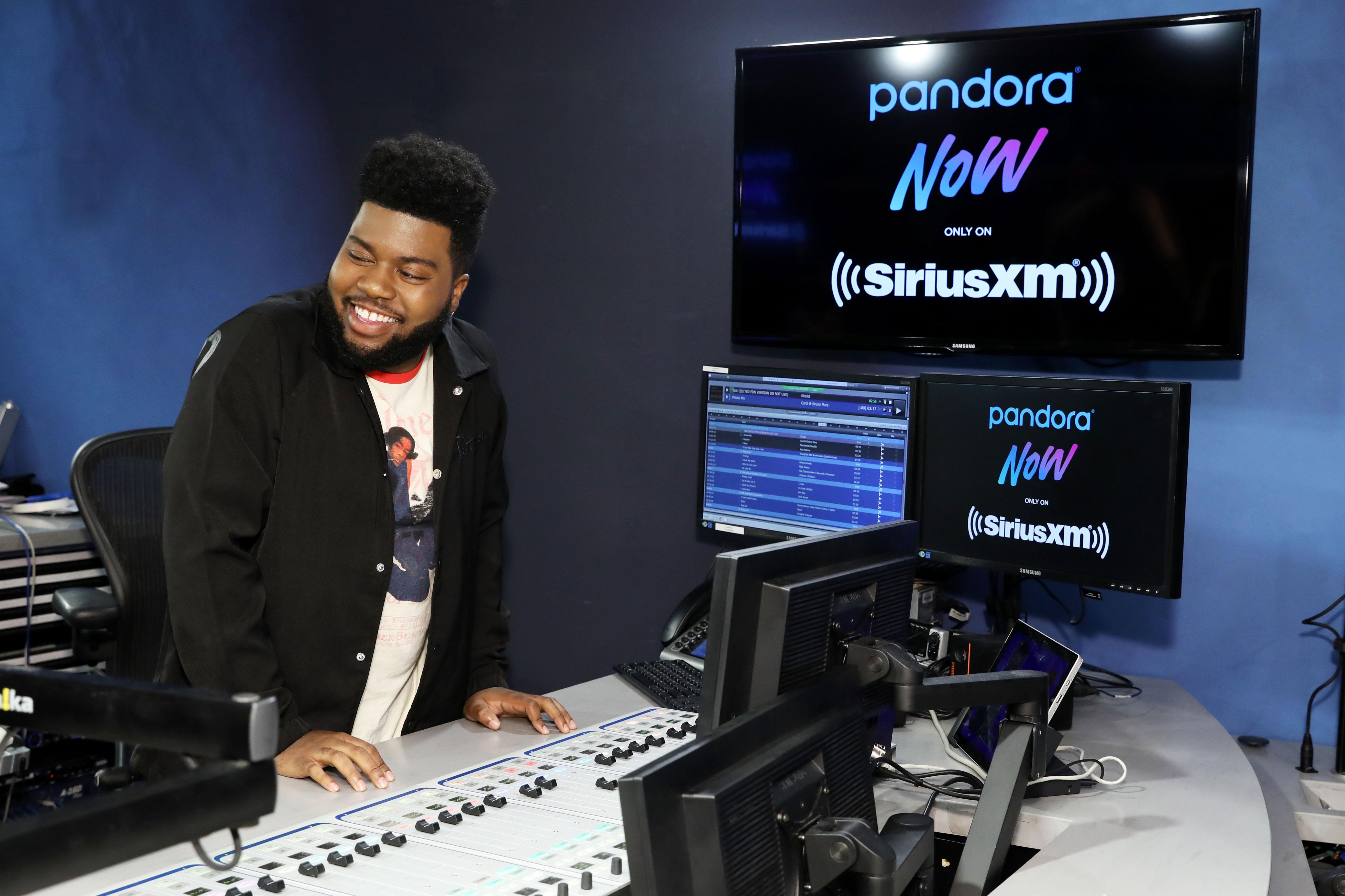SiriusXM College Rate-Pandora-Khalid