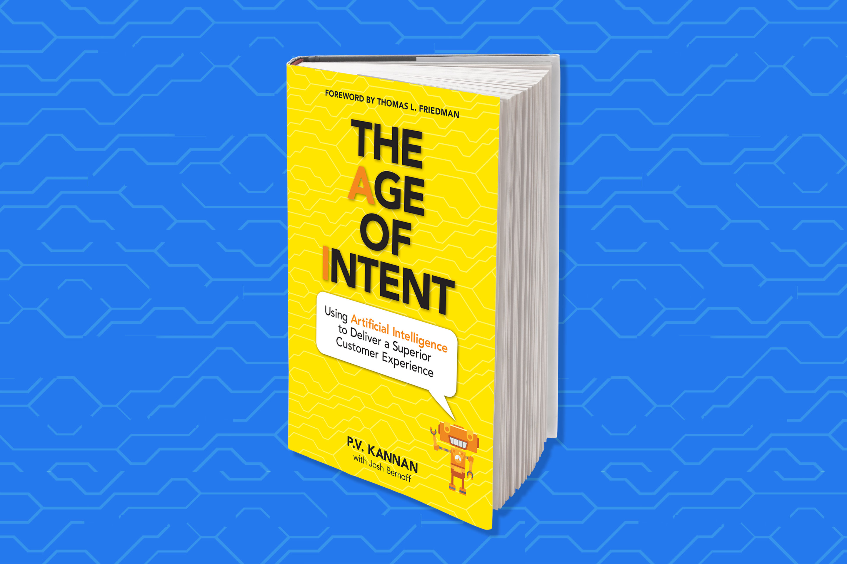 Book Review: The Age of Intent by P V  Kannan | Fortune