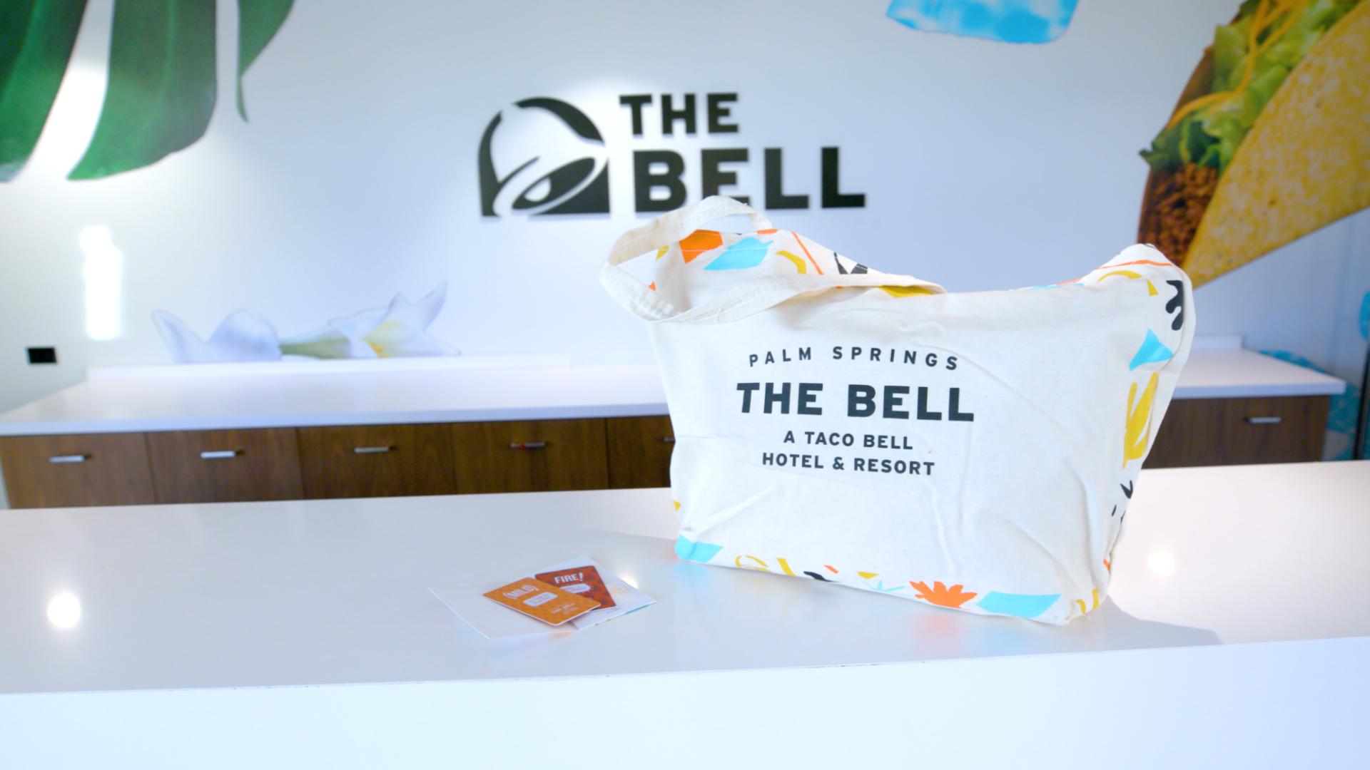 The Bell Lobby Bag