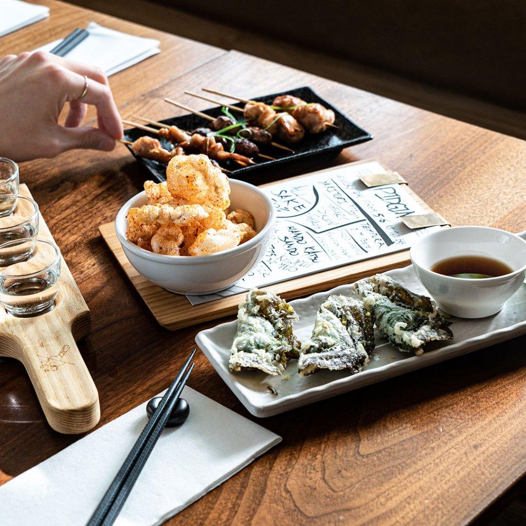 Vancouver Tasting Menus-Pidgin Happy Hour