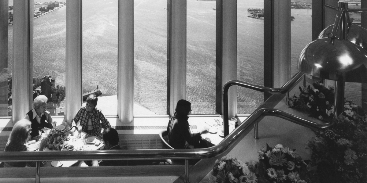 New Book Reflects on High Dining Through Windows on the World