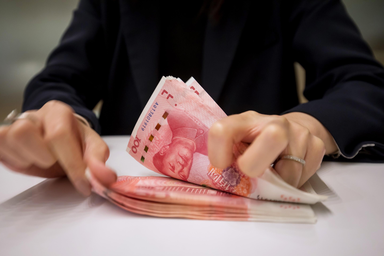 Yuan Devaluation China