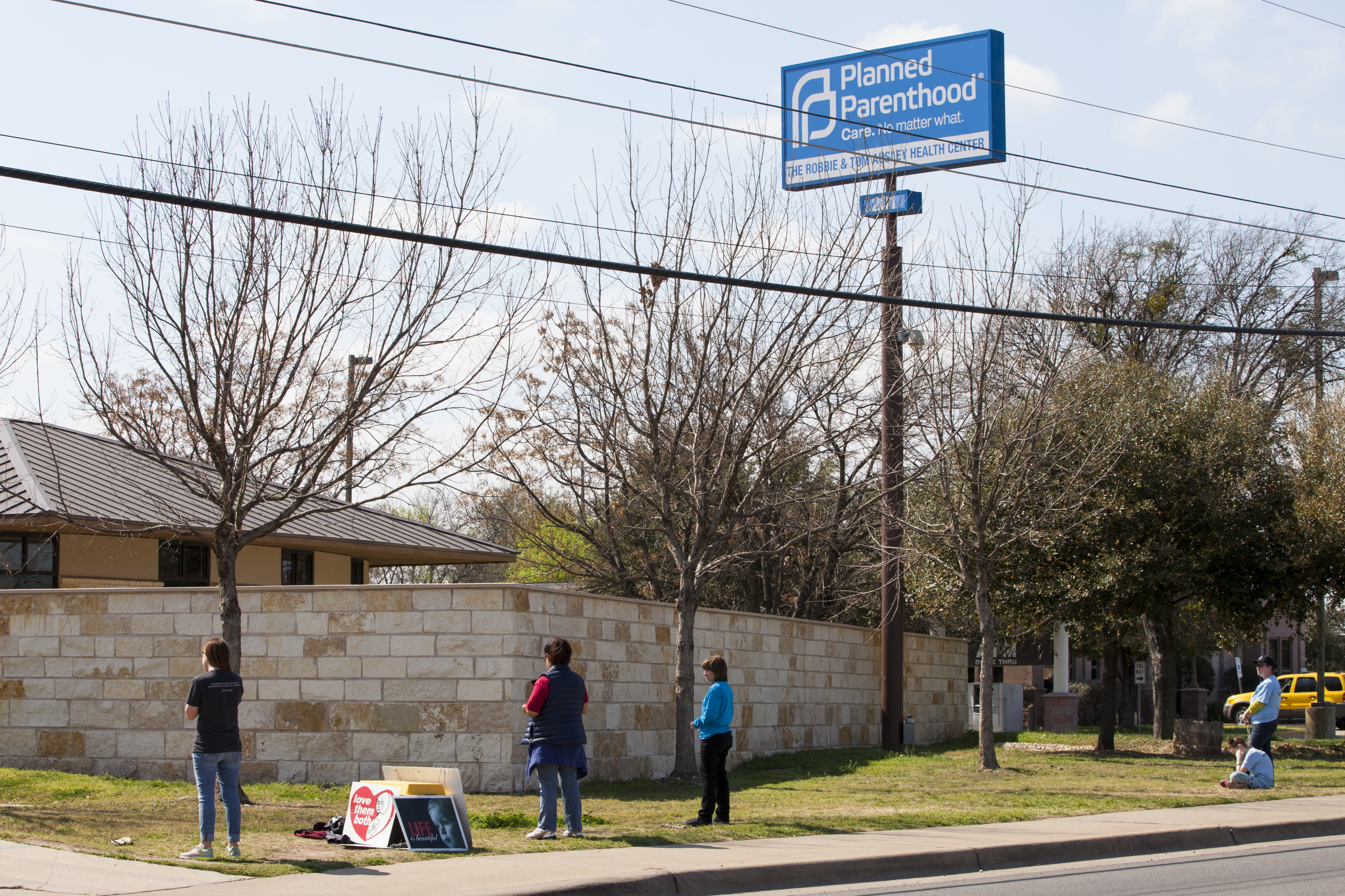 Activists on both sides of the abortion debate in Texas have been active since the passage of HB2