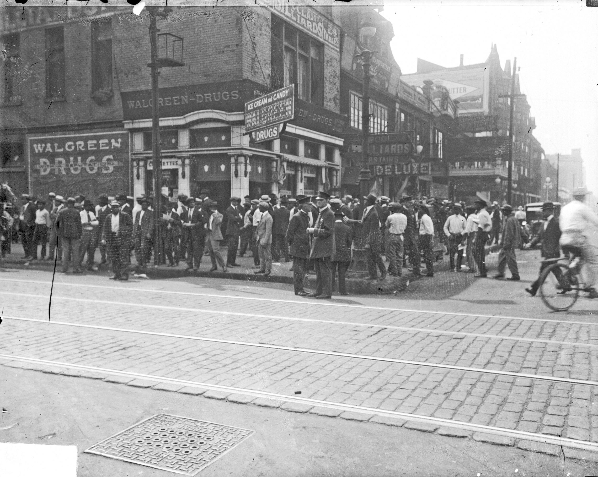 chicago riots 1919 historical