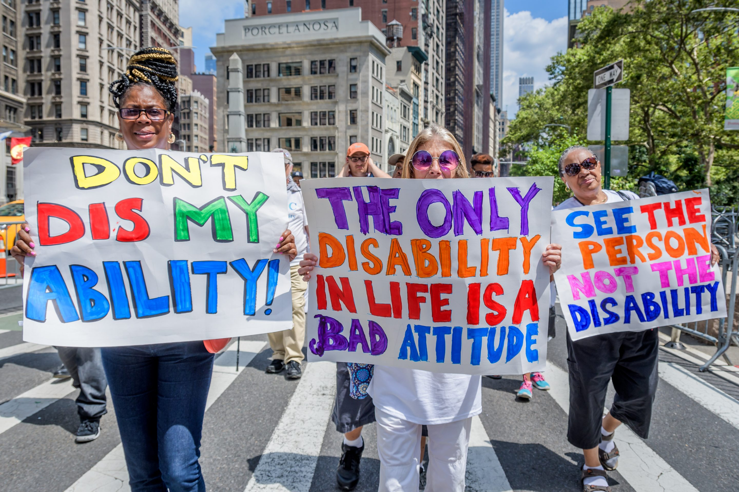 disability pride parade NYC