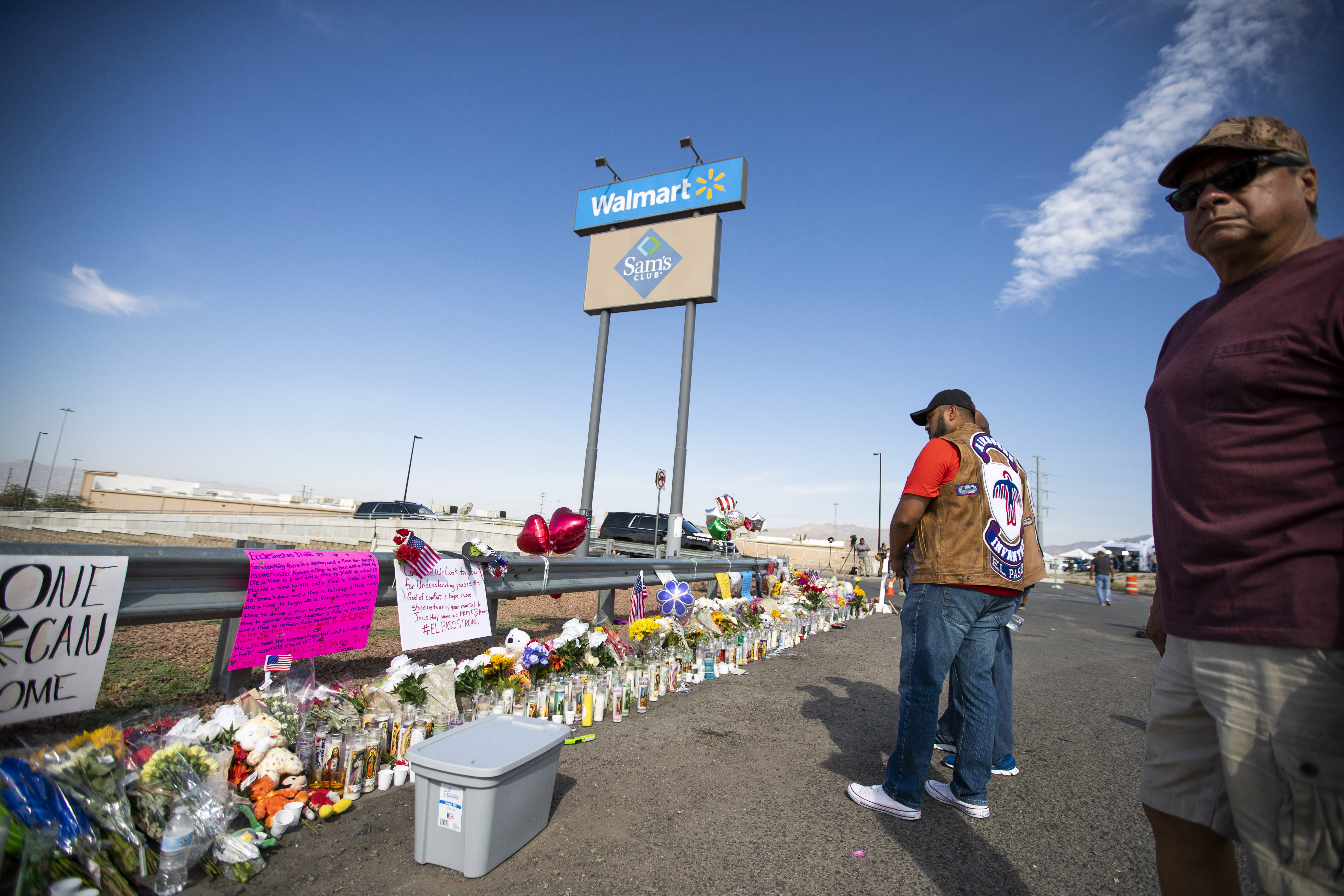 U.S.-EL PASO-MASS SHOOTING-DEATH TOLL-RISING