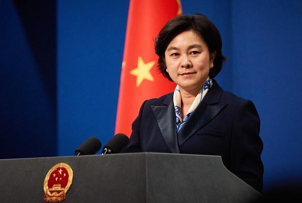 Ministry Spokesperson Hua Chunying