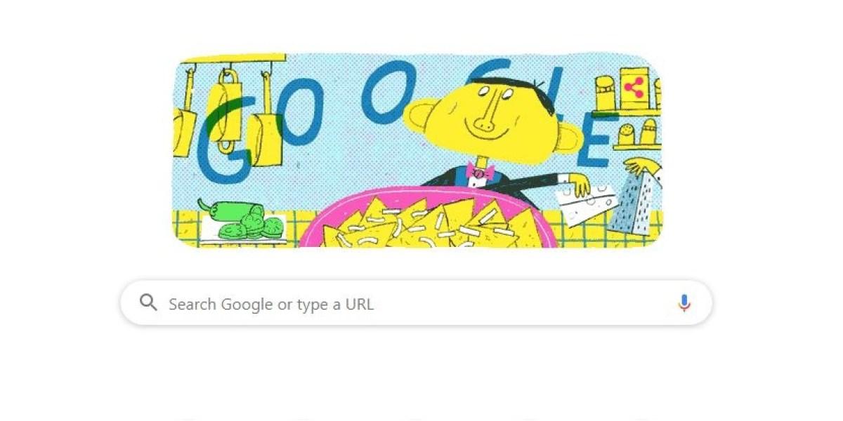 Meet Ignacio Anaya García, the Man Who Invented Nachos, In Today's Google Doodle