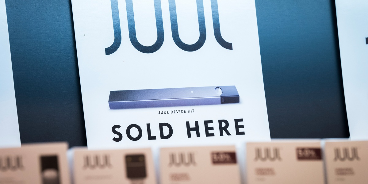 Days After Juul's China Launch, Its Vape Pens Have Disappeared From the Web