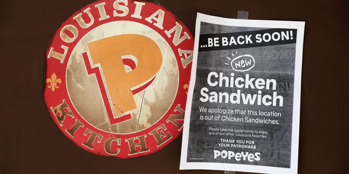 How Popeyes Chicken Sandwich Crossed the Road: raceAhead