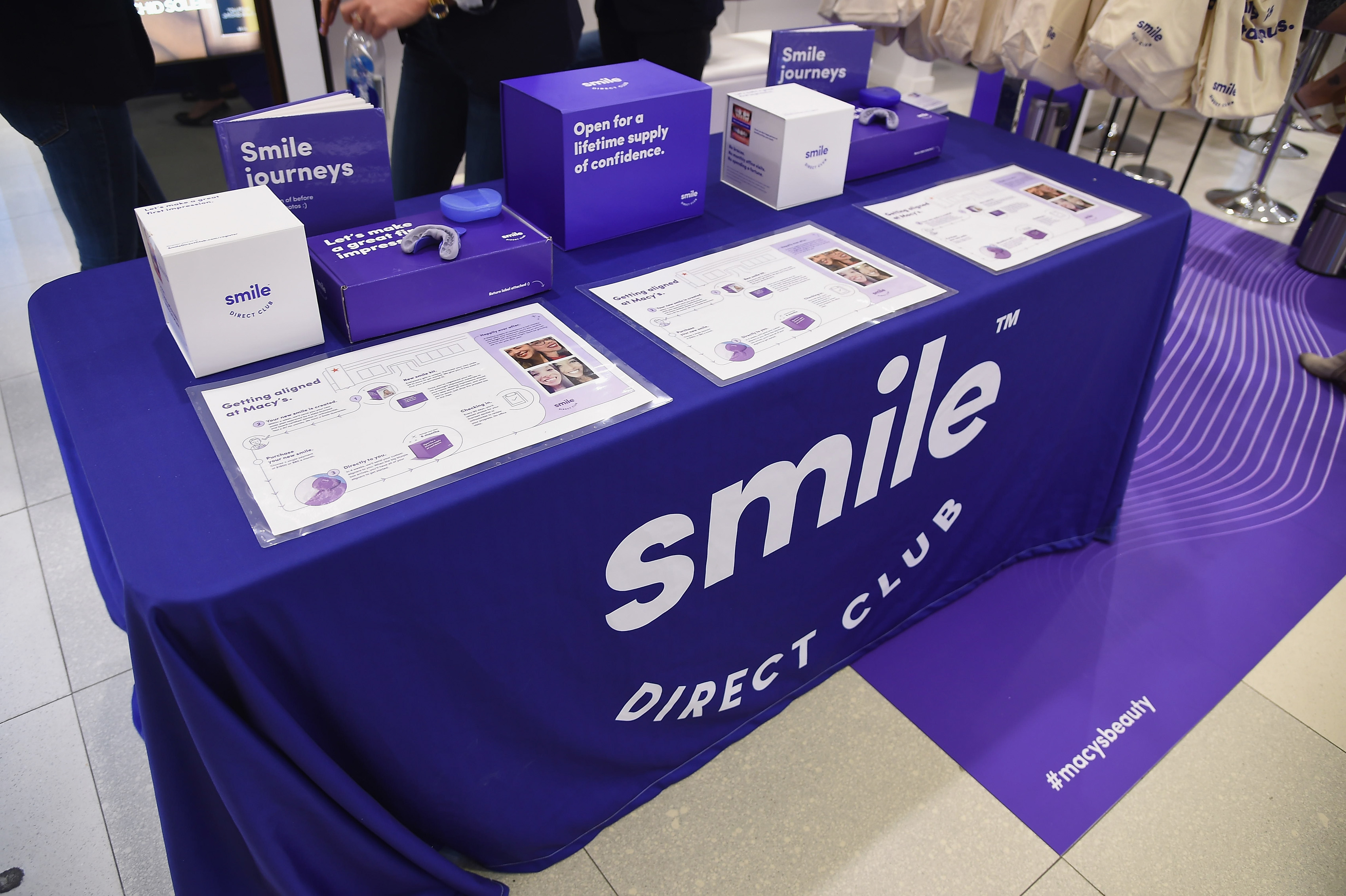 Following on the heels of WeWork and Cloudflare, SmileDirectClub, a aligner maker, has filed for an IPO on the Nasdaq.