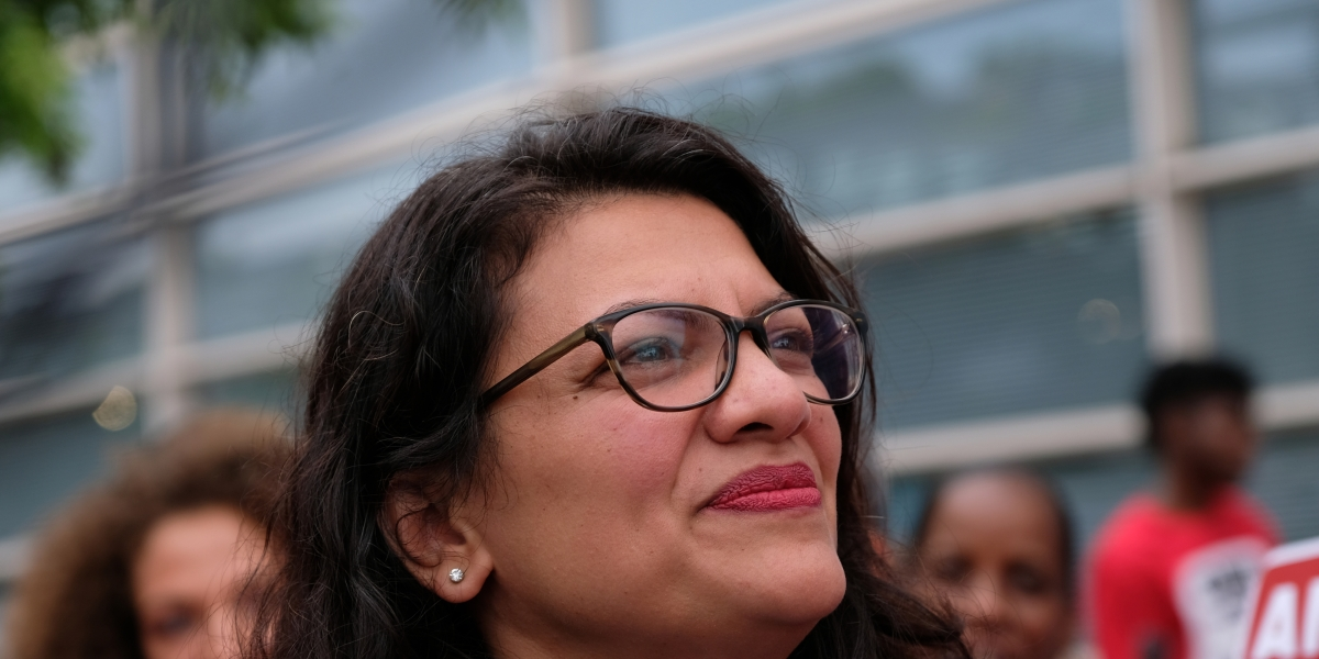 Israel Will Allow Entry to Rep. Rashida Tlaib—But She's Not Going