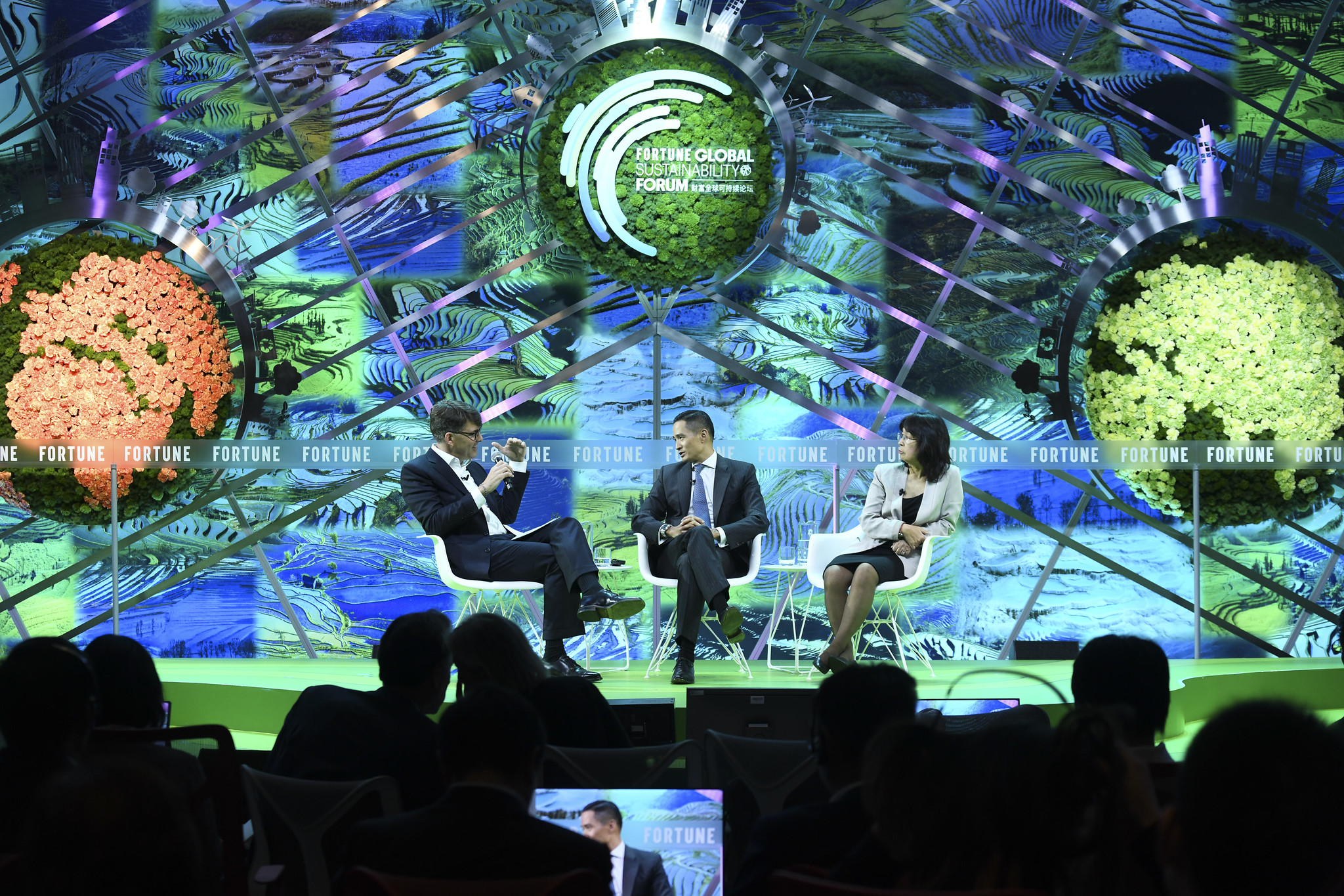 Fortune Global Sustainability Forum 2019