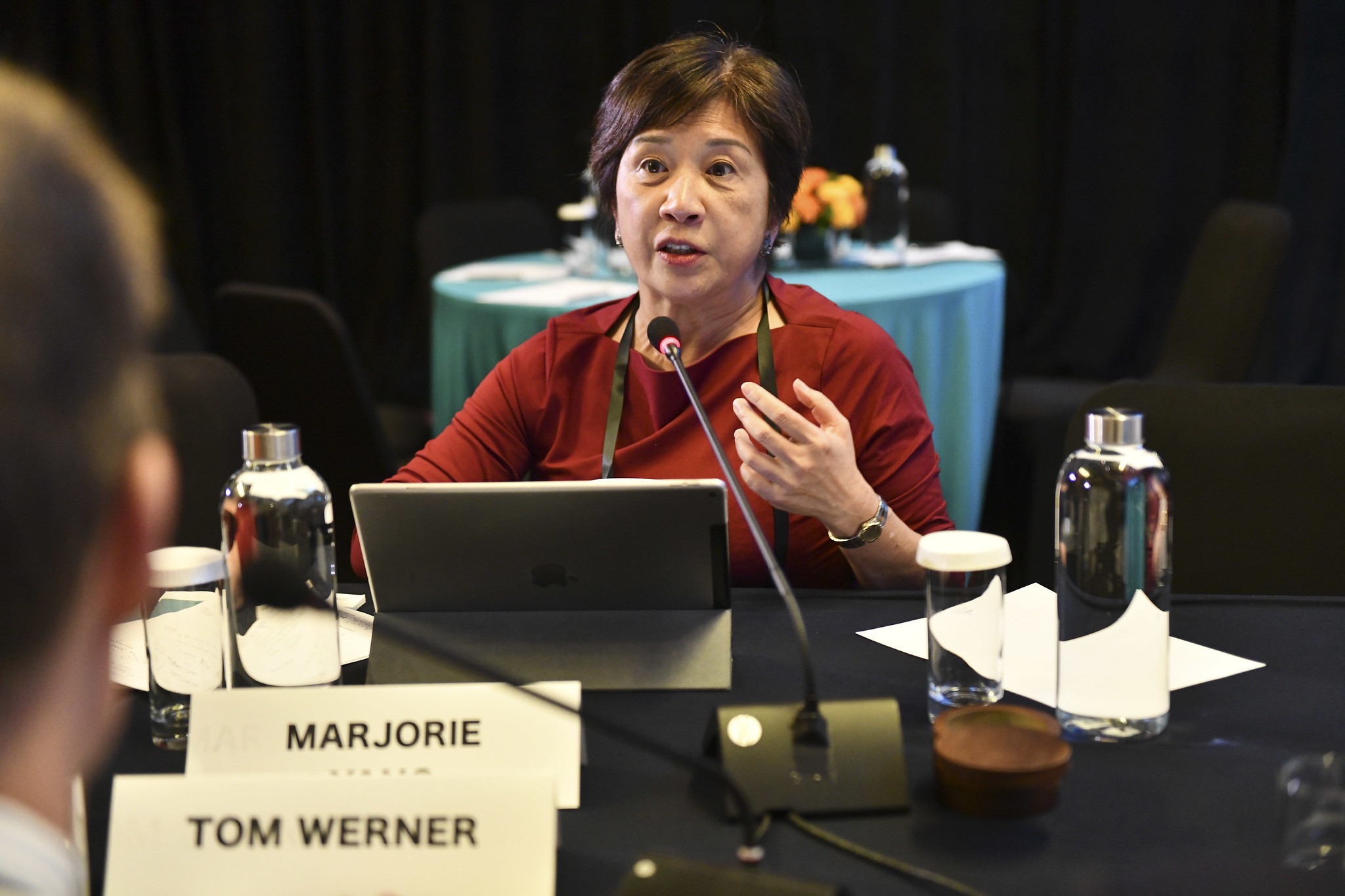 Marjorie Yang Fortune Global Sustainability Forum 2019