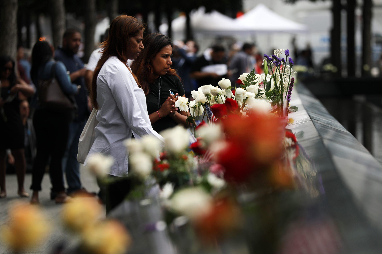 9/11 memorial families 2019