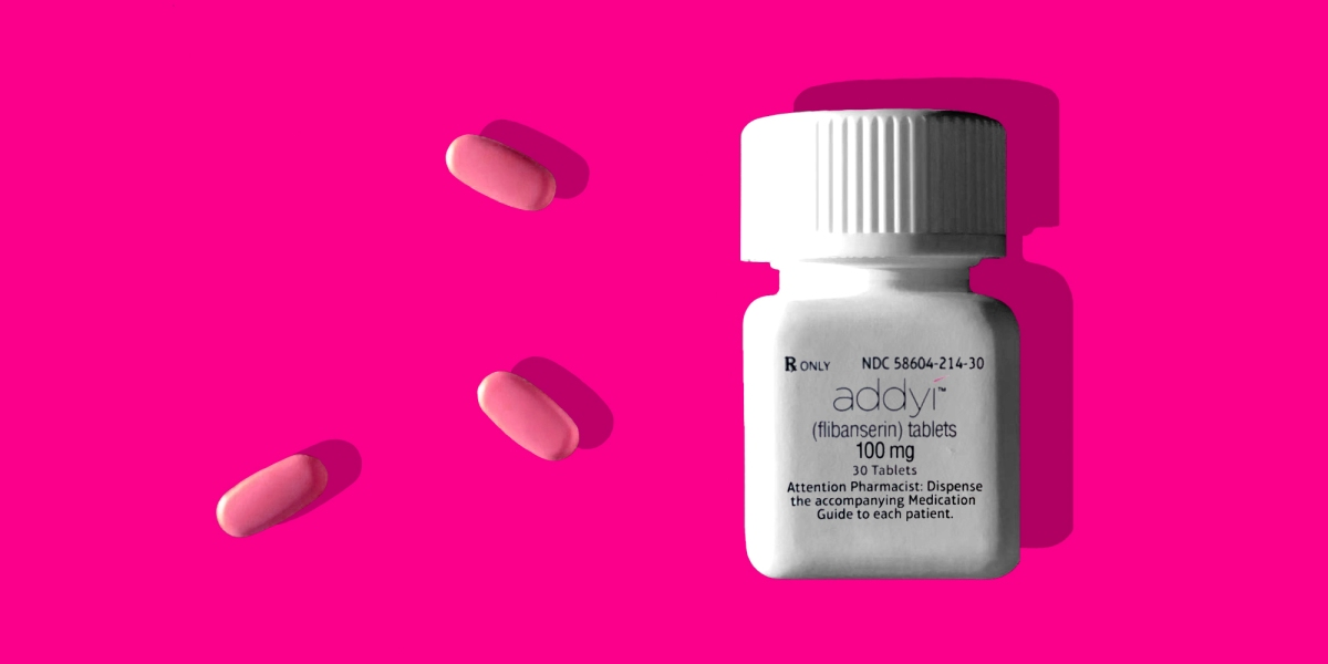 The Company Behind 'Female Viagra' Just Raised $20 Million in Funding