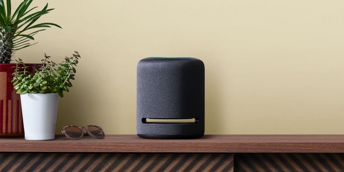 From Premium Speakers to Privacy, Amazon Has a Plan to Make Alexa Sound Even Better