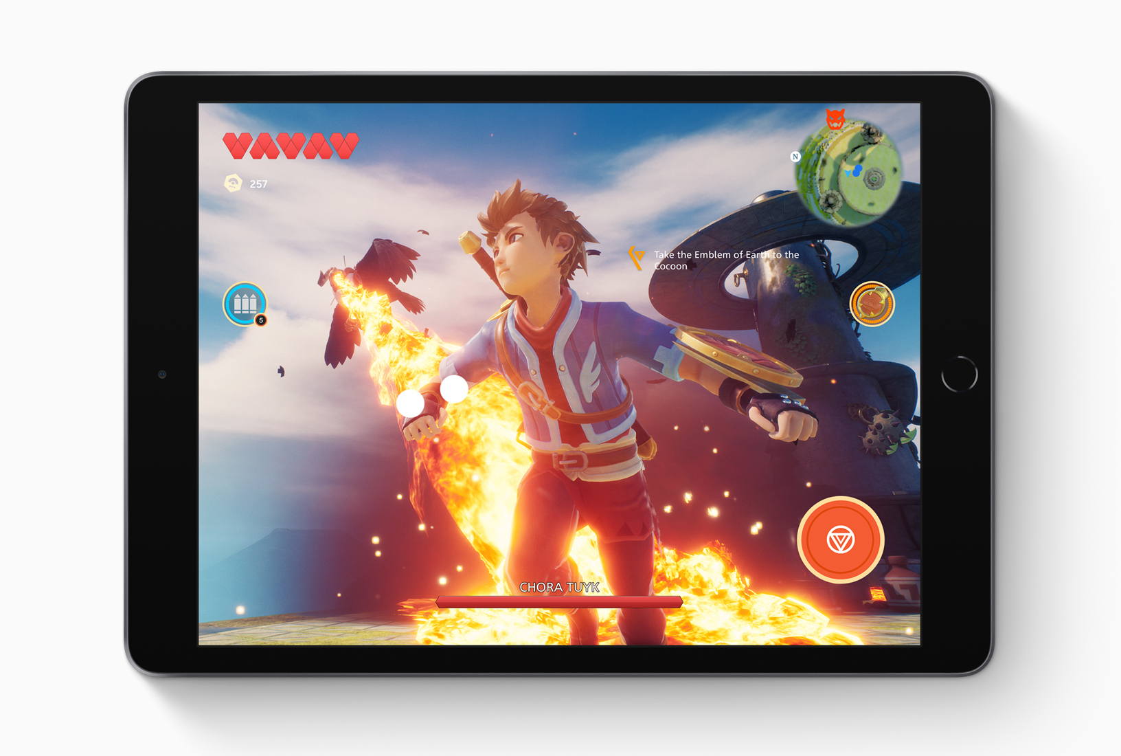 Apple's new 10.2 inch iPad. Apple announced more details about Apple Arcade video game streaming service including its price and release date at its recent Apple Event.