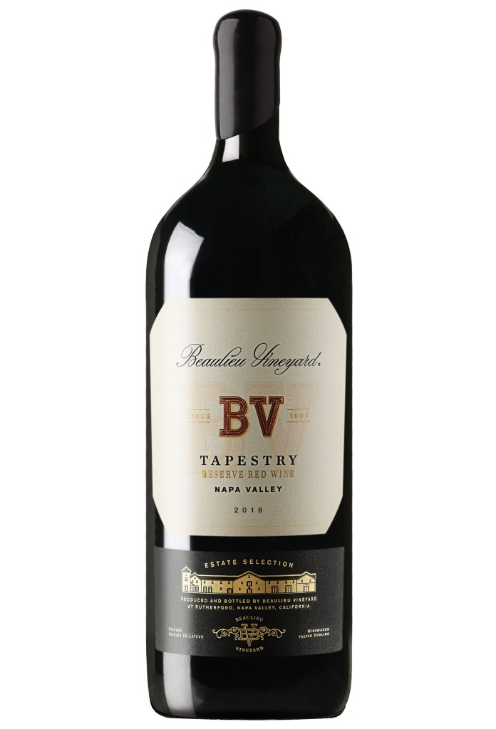 The 2016 BV Tapestry Reserve Red Blend Napa Valley