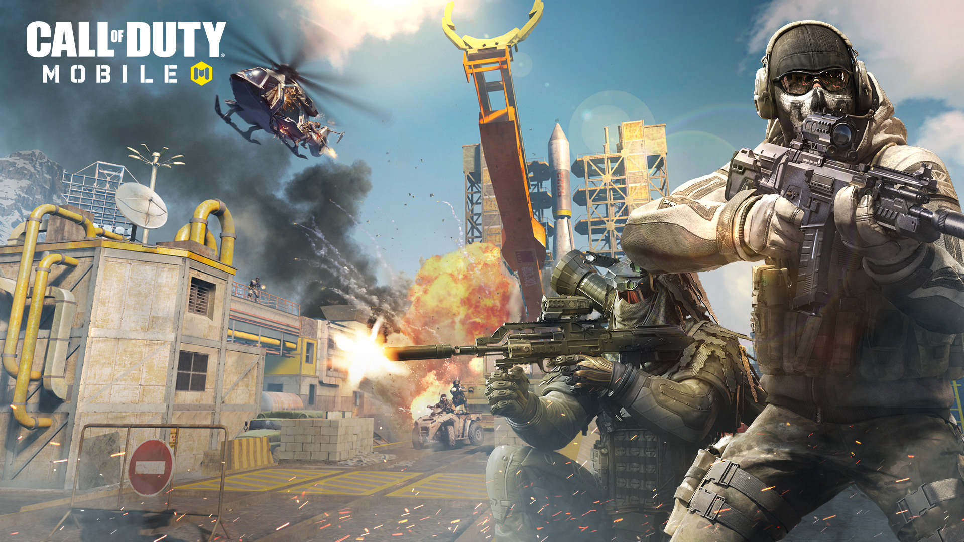 Call of Duty Mobile-Activison Blizzard