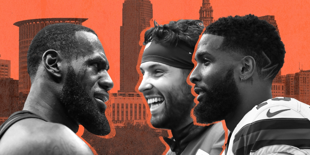 Could Baker Mayfield and Odell Beckham, Jr. Be Worth More to Cleveland Than LeBron?