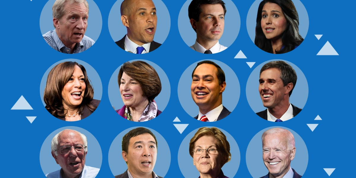 12 Candidates Make October Democratic Debate, as Qualifiers for Fifth Debate Are Raised