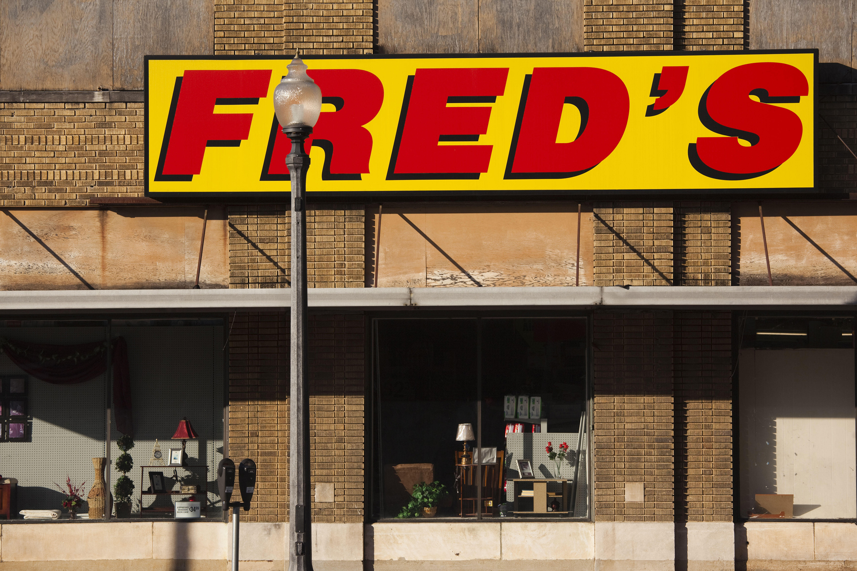 Freds Inc Pharmacy Store Bankrupt