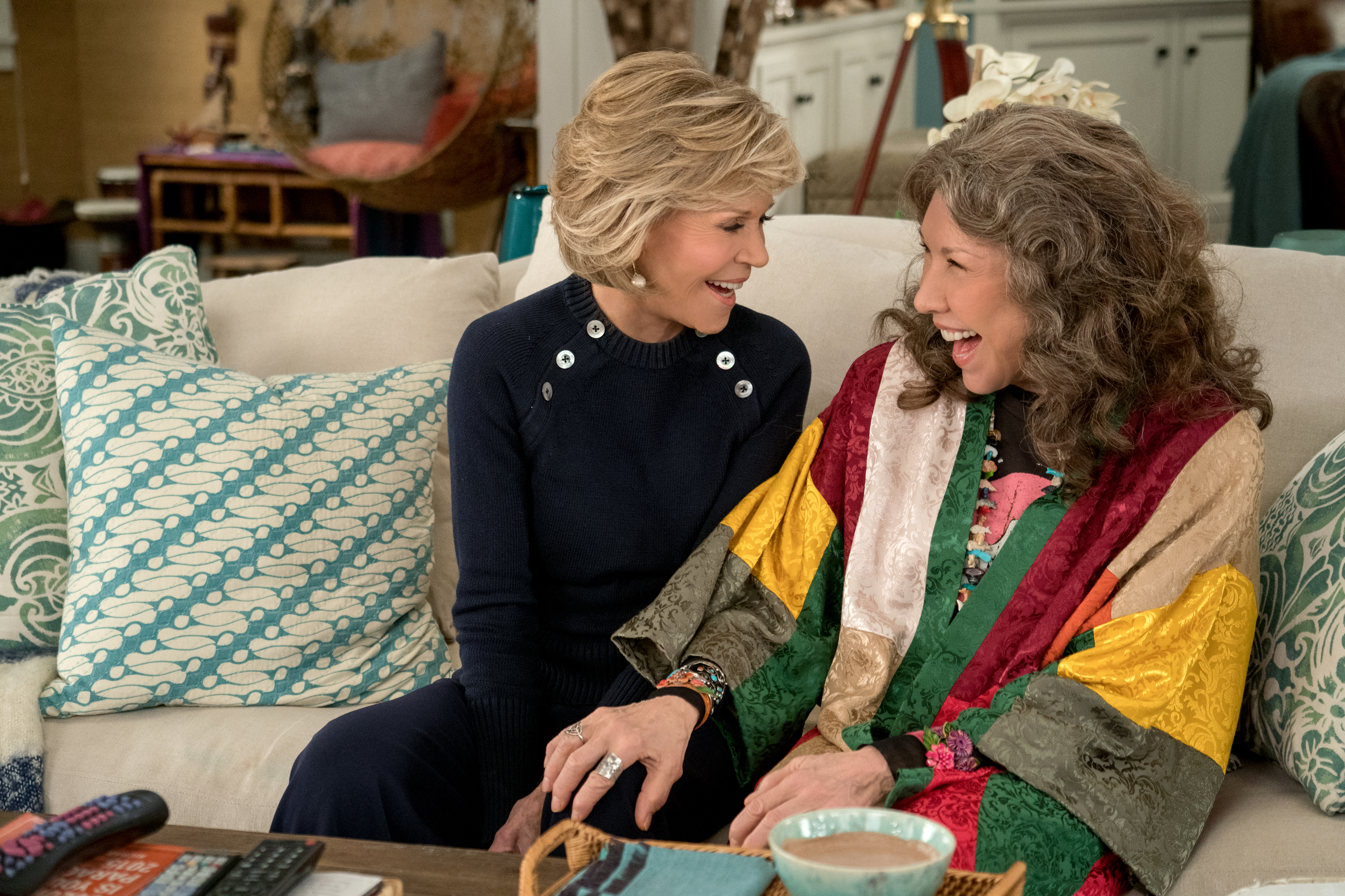 Grace and Frankie' Is Ending  How Did It Become Netflix's