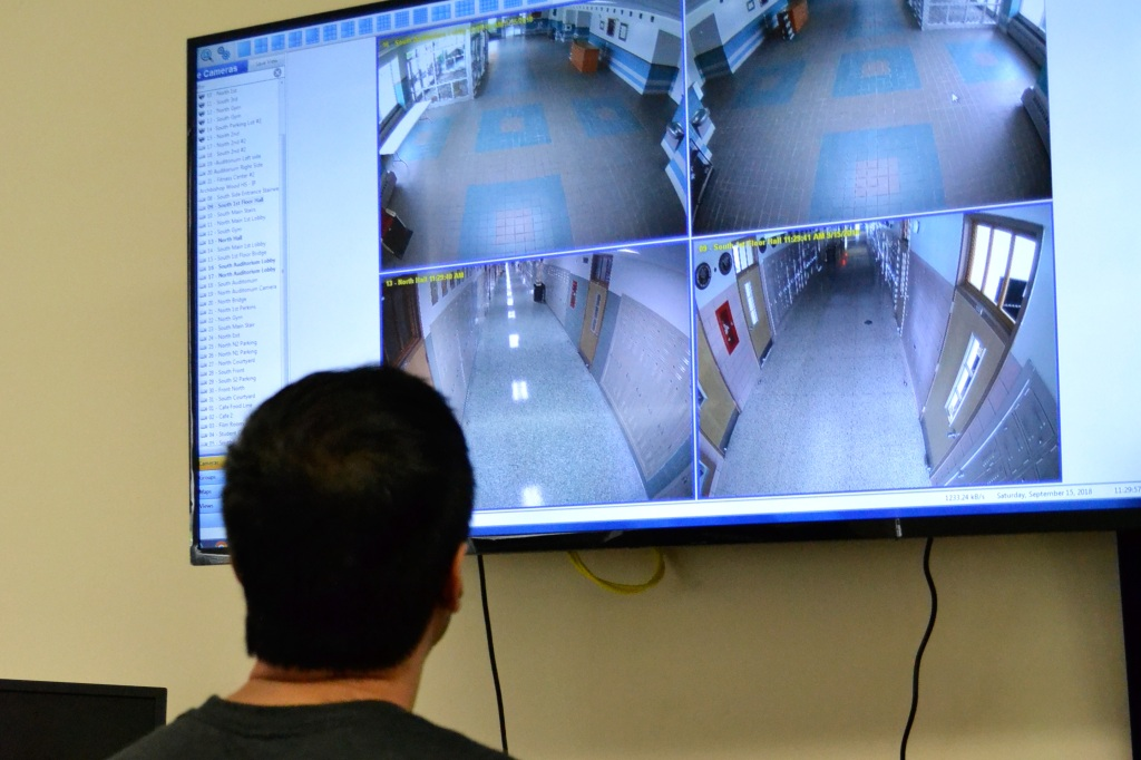 GUN10.19.Gun detection Athena - A.I. Security Cameras Are the Latest High-Tech Attempt to Combat Mass Shooters