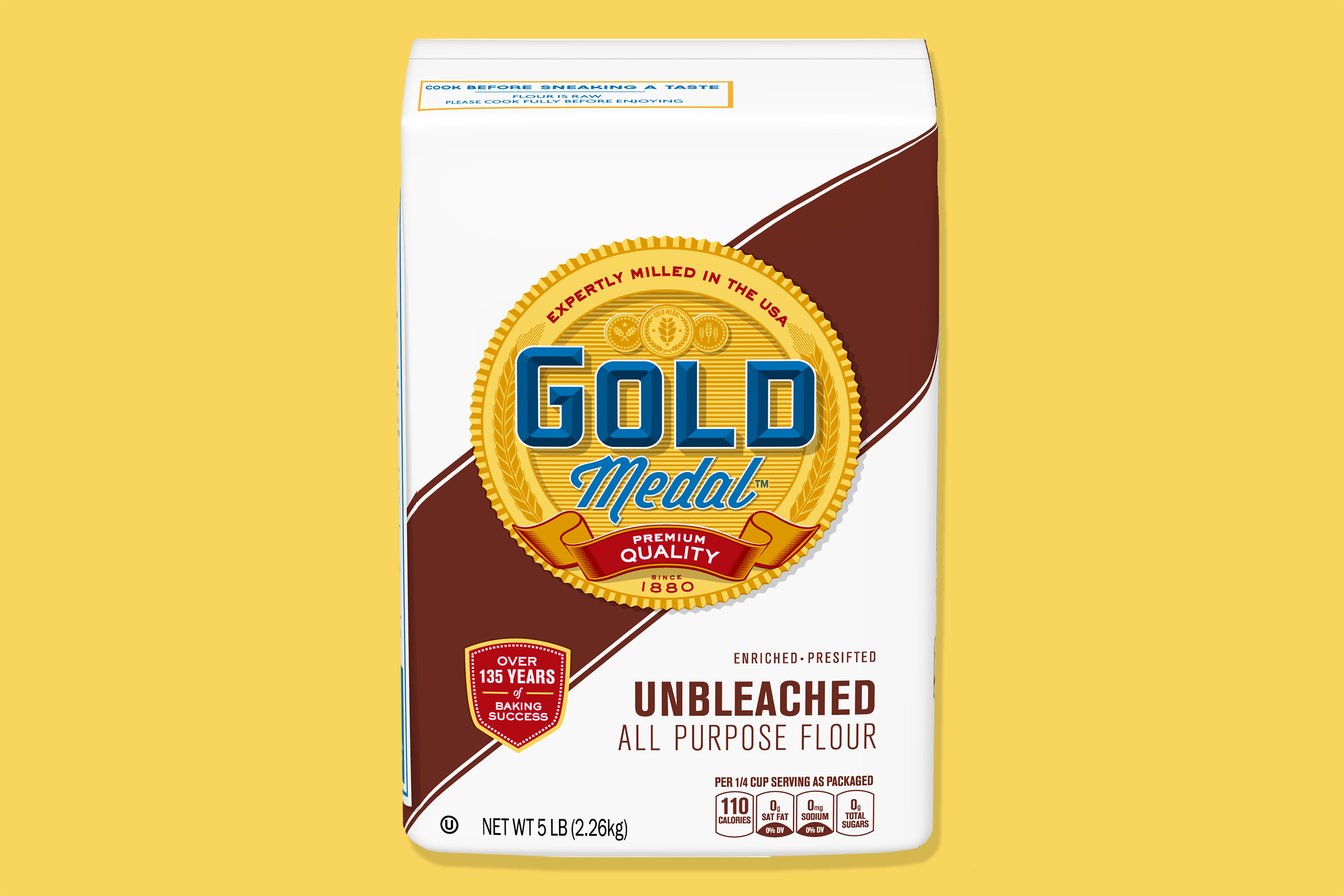 General Mills Gold Medal Unbleached Flour Recall