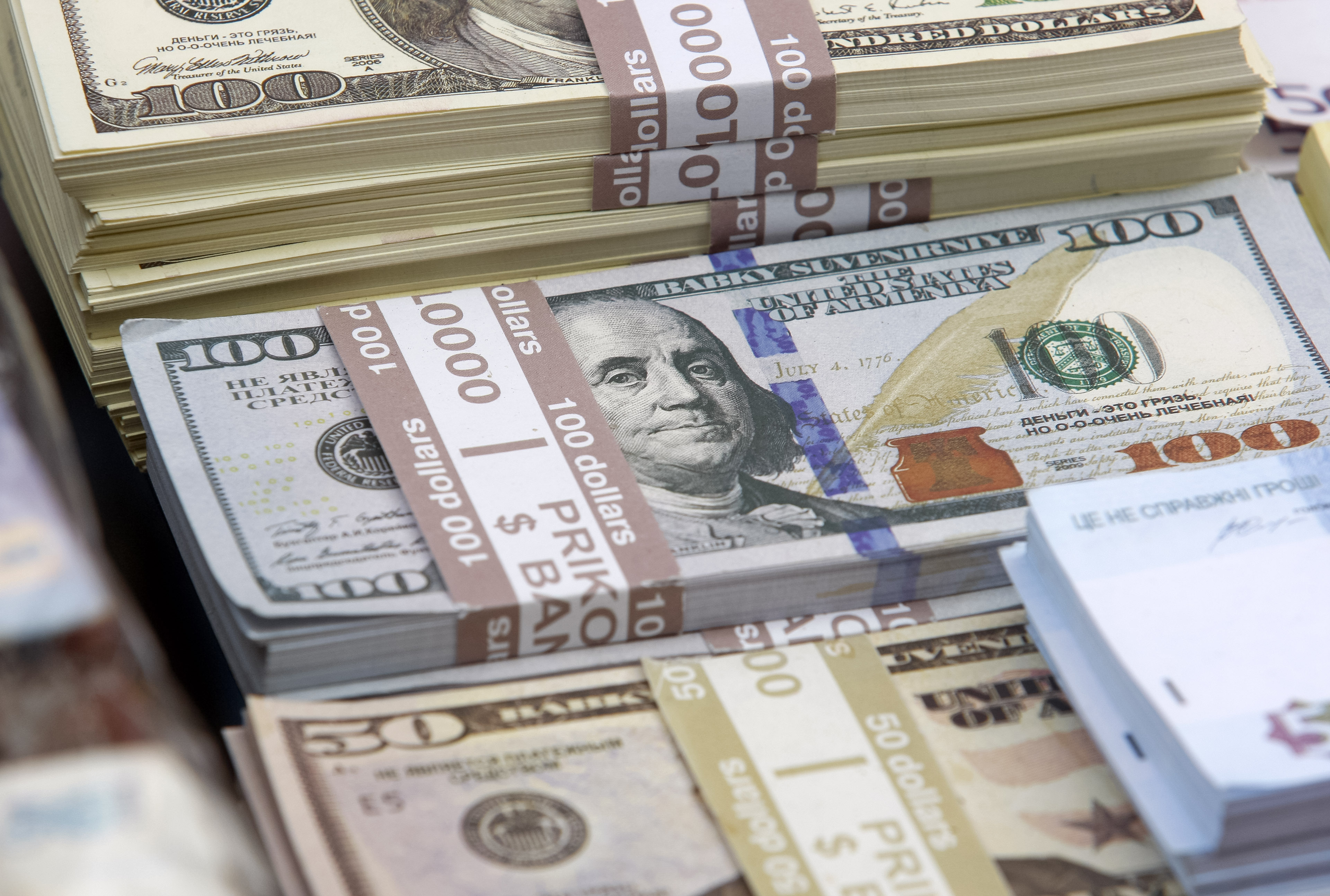The dollar may find strength in geopolitical crisis.