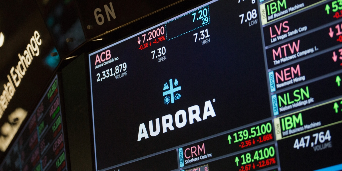 Pot Stock Aurora Posted a 'Home Run Quarter'—But Investors Didn't See it That Way