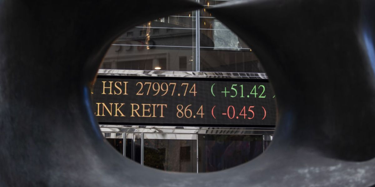 GettyImages 1097837216 - Protests? Brexit? Hong Kong Stock Exchange CEO Downplays Crises in Bid for London Rival
