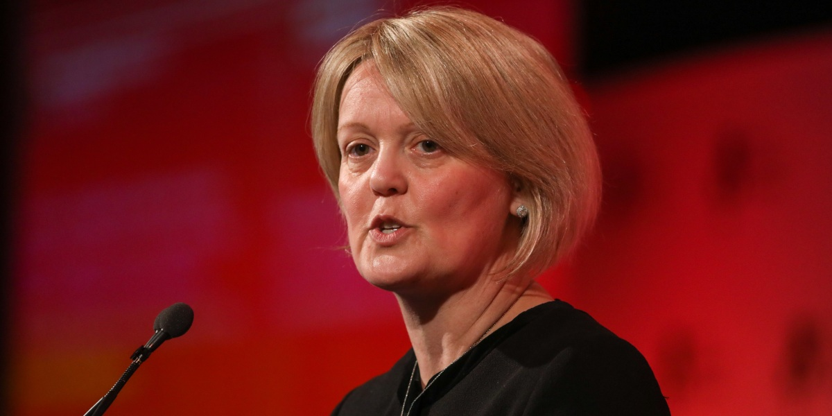 A Woman Is Finally Running One of Britain's Big Banks