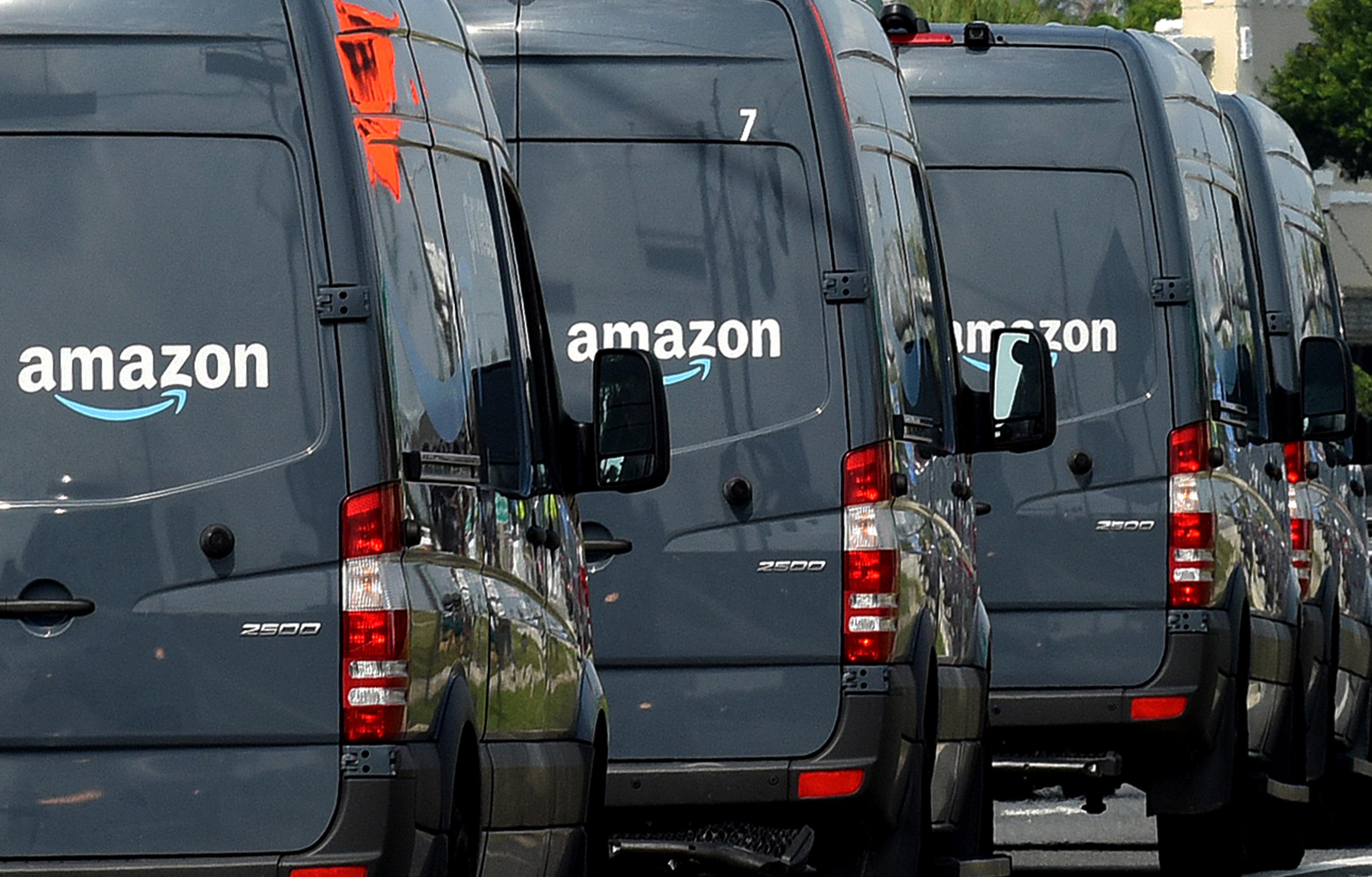 Amazon Vans