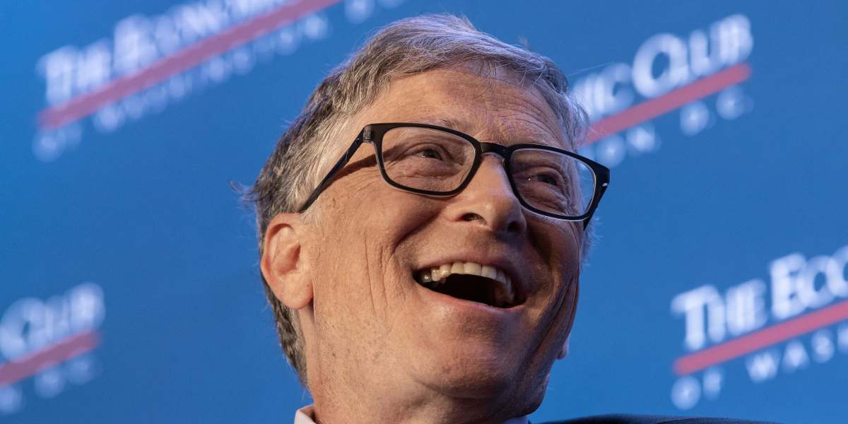 How Bill Gates Has Boosted His Net Worth By $16 Billion This Year