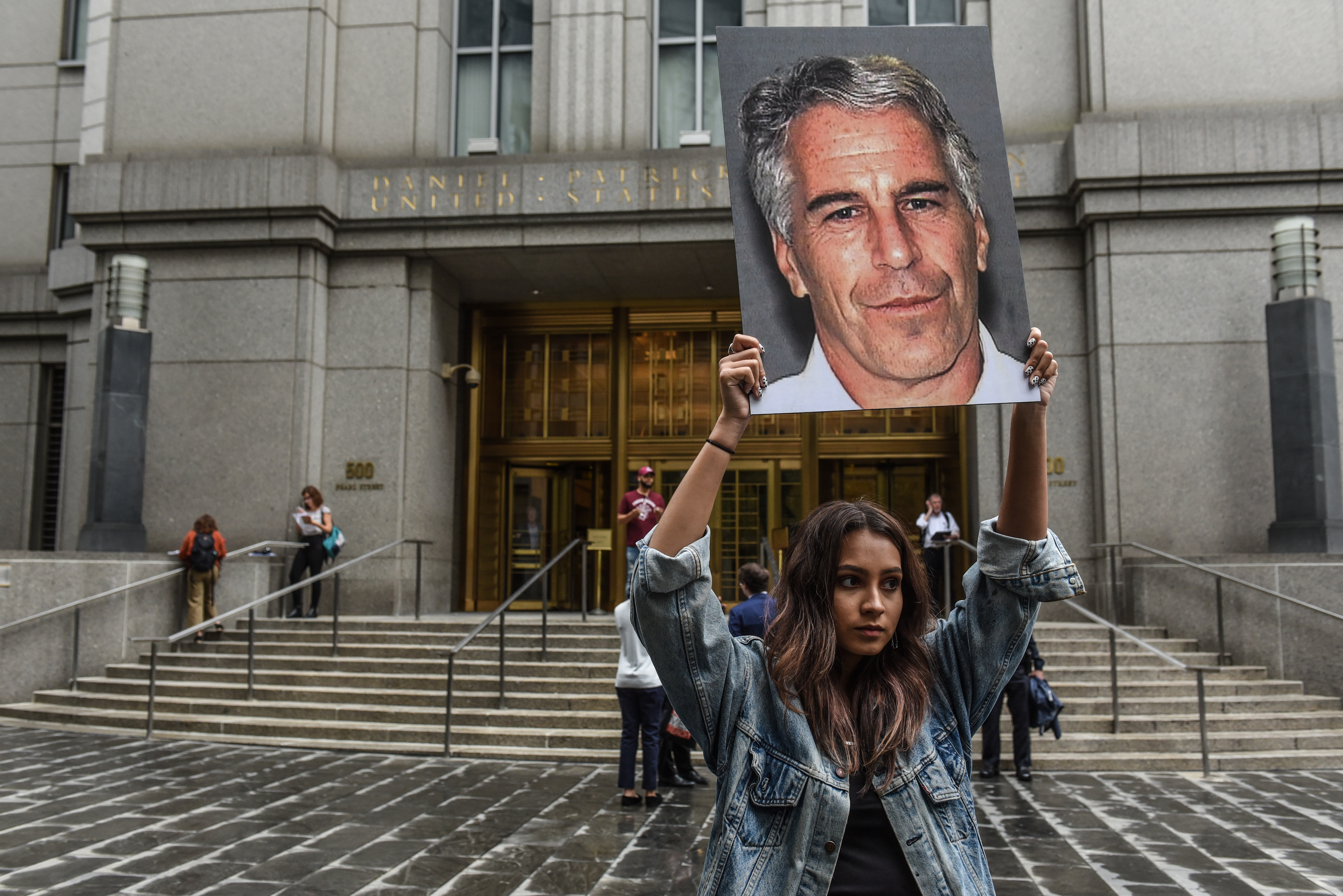 Jeffrey Epstein Appears In Manhattan Federal Court On Sex Trafficking Charges