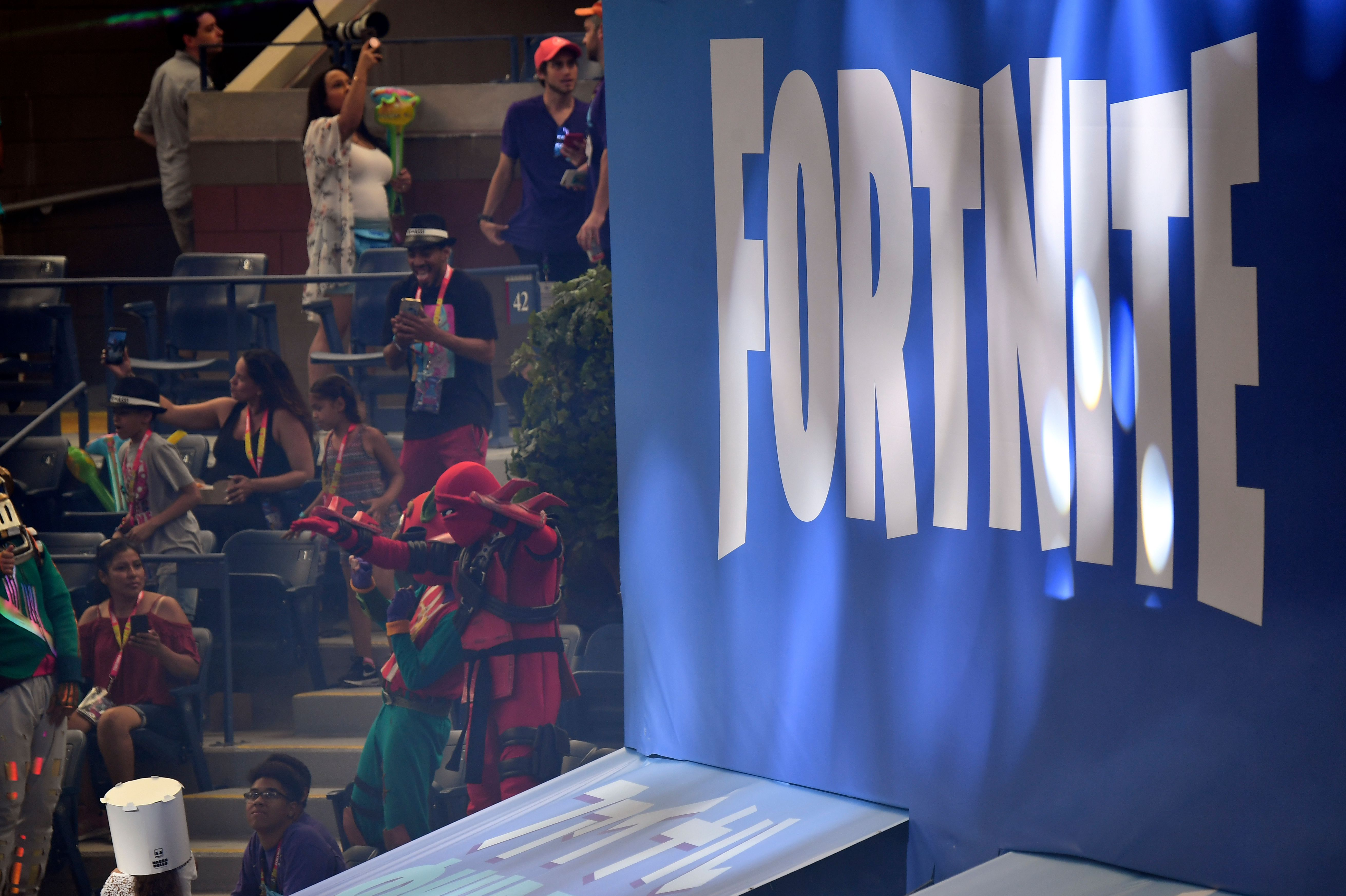 The 2019 Fortnite World Cup in July