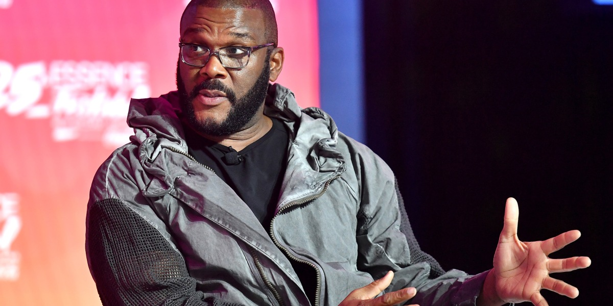 Tyler Perry Teams With Tim Palen on New Production Company