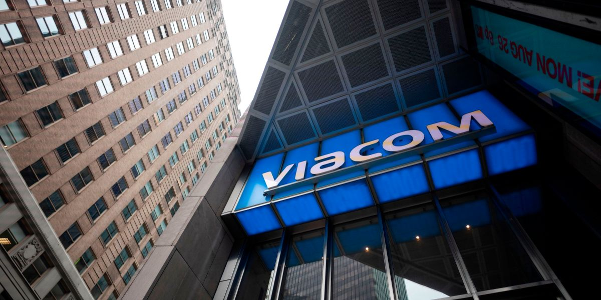Viacom Is Said to Emerge as the Front-Runner for a Stake in Miramax