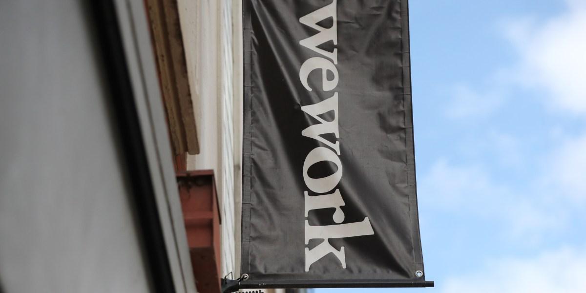 WeWork Considers Slashing Its IPO Valuation Below $20 Billion