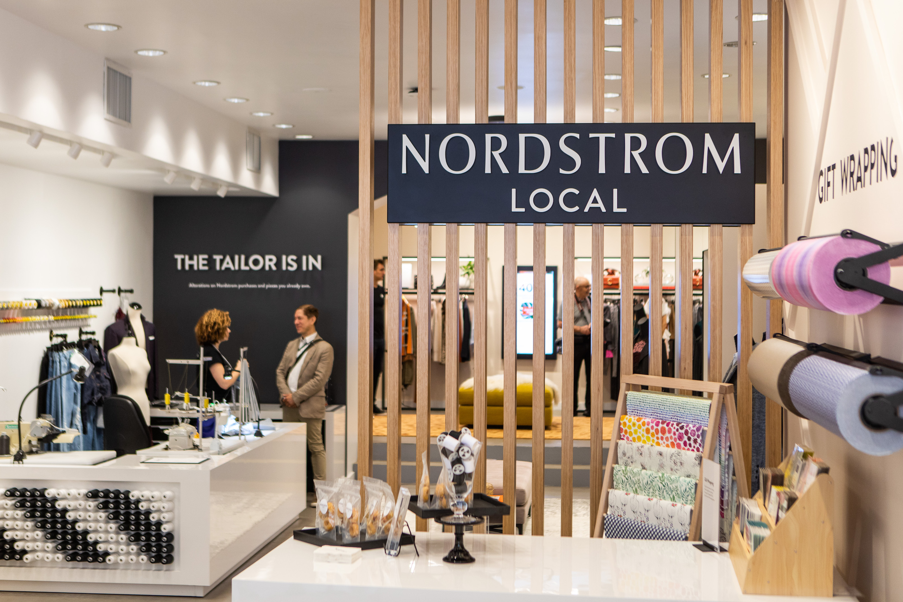 Nordstrom Tests Accepting Online Returns Bought From Rivals