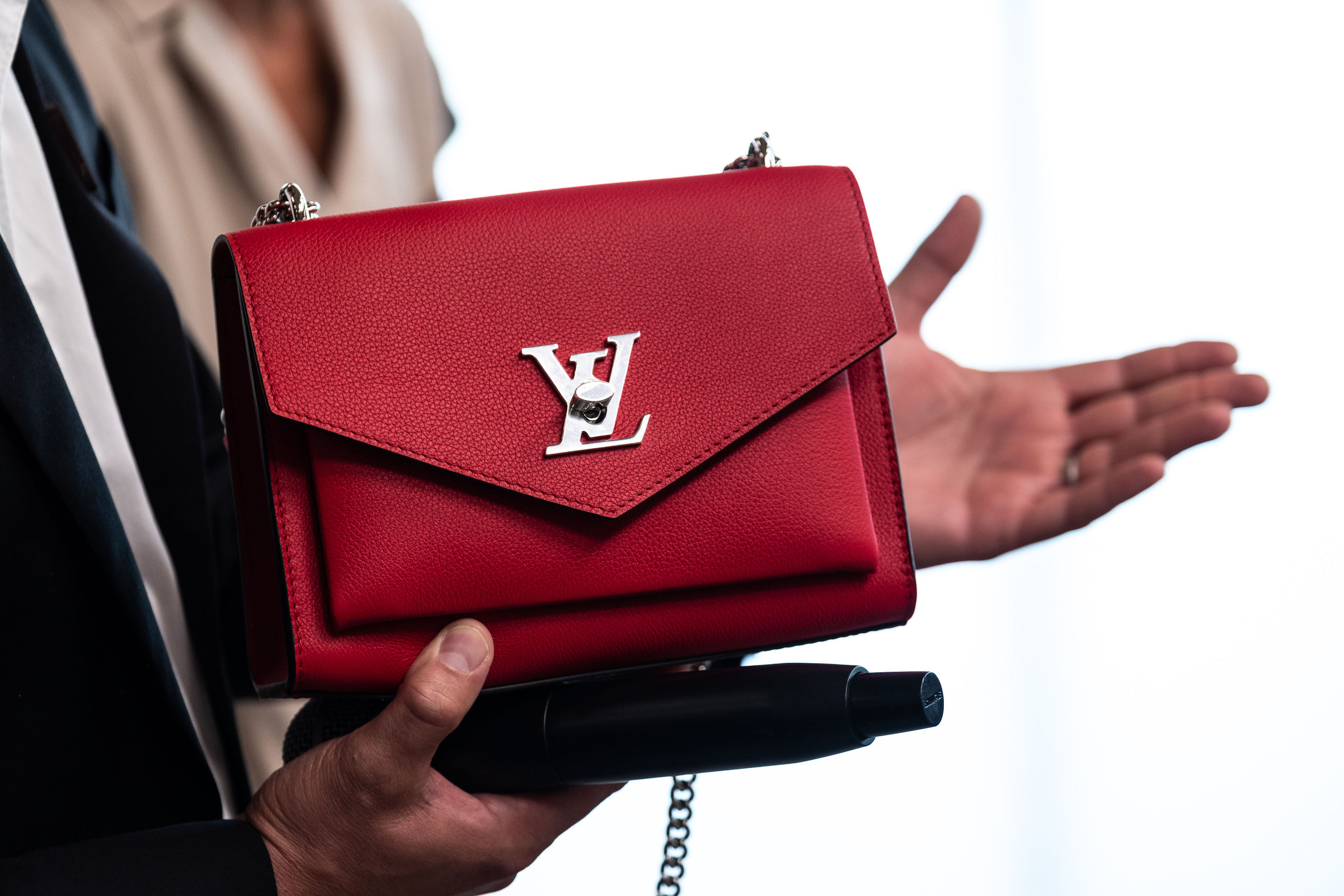 With new punitive U.S. tariffs, LVMH and other European luxury fashion, spirits and Champagne companies will likely be charging higher for exports to America.