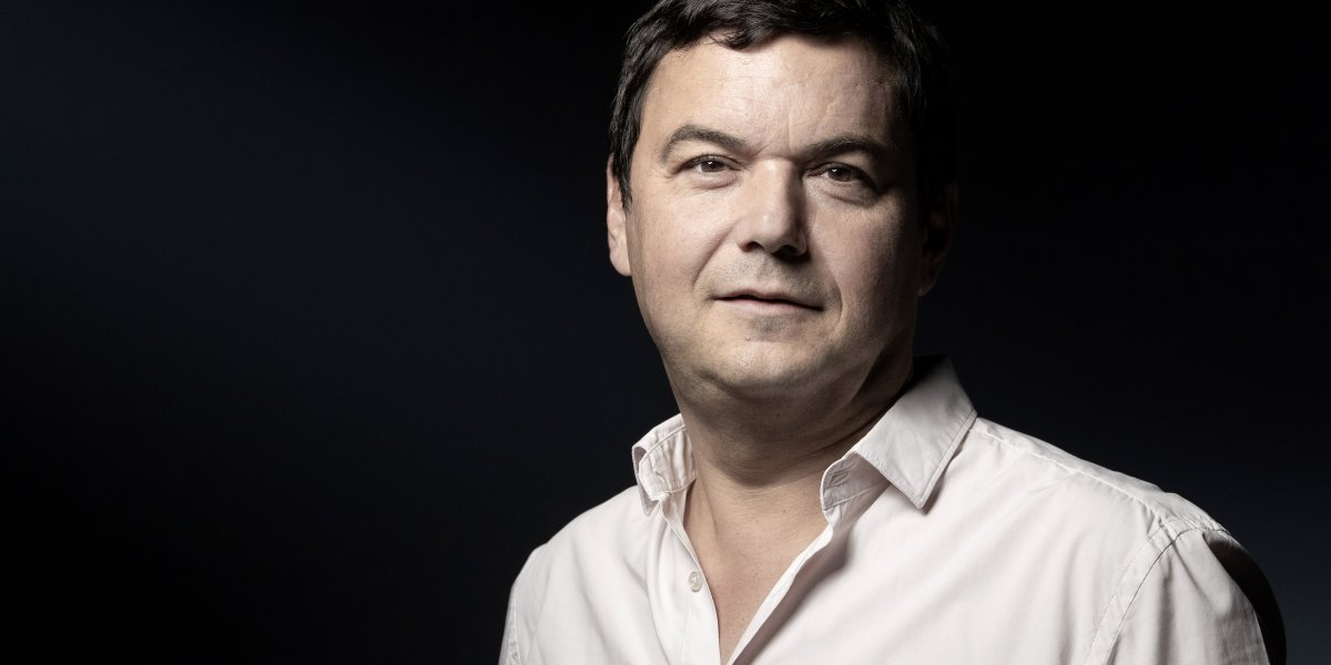 Thomas Piketty's Last Book Made Inequality a Major Issue. His New One Is a 1,200-Page Guide to Abolishing Billionaires