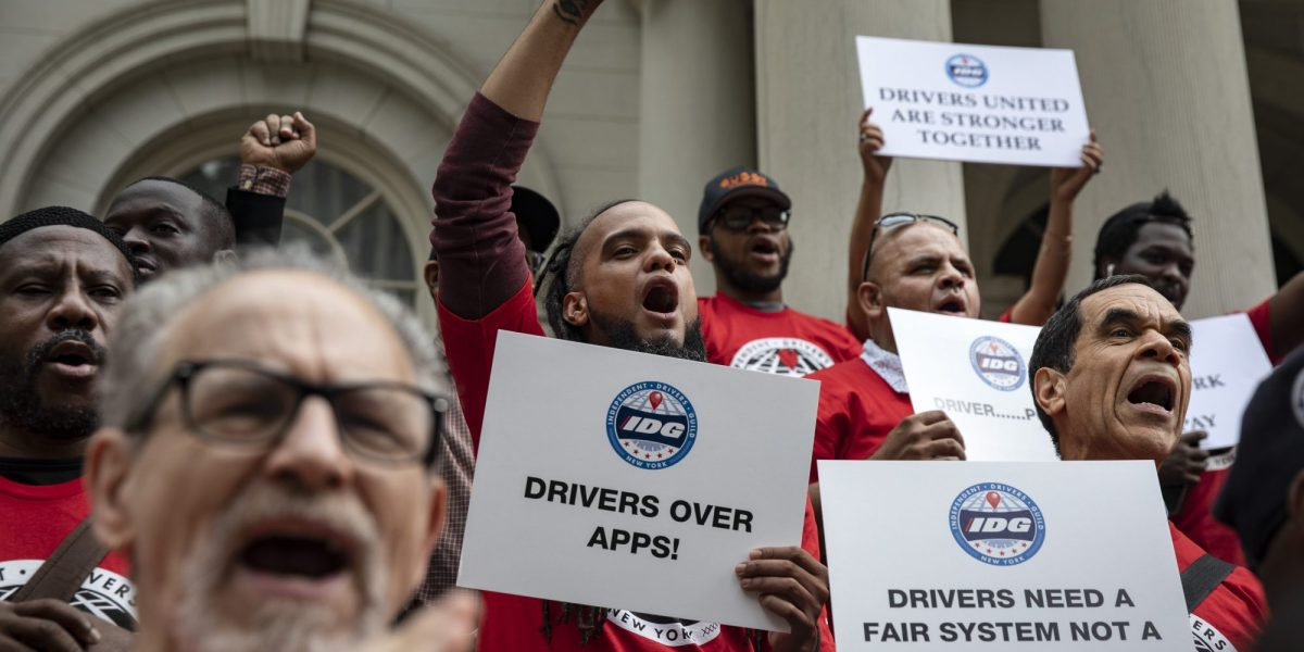The Gig Economy Is Under Attack, But Not for the First Time—Data Sheet