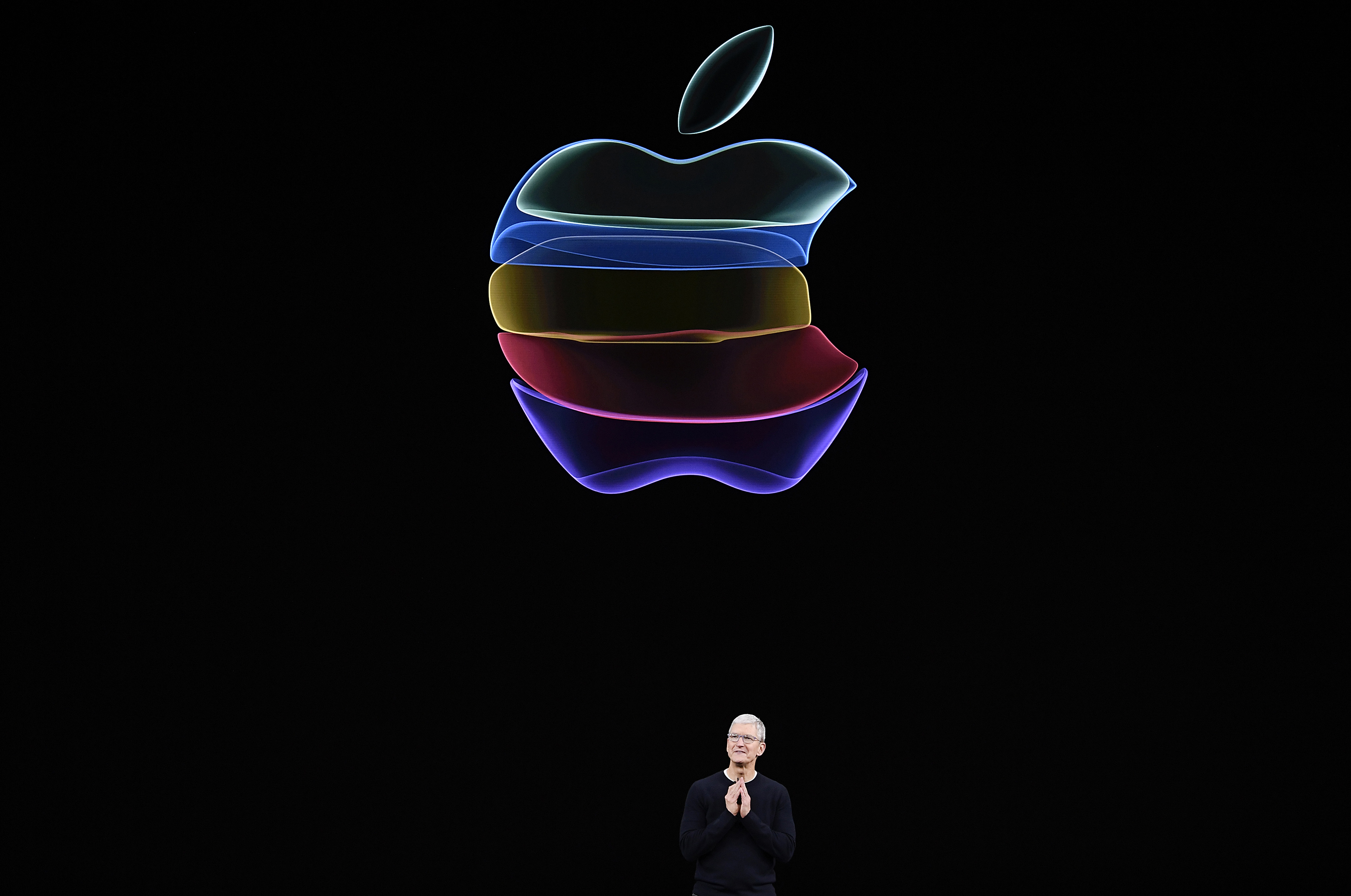 Tim Cook, chief executive of Apple
