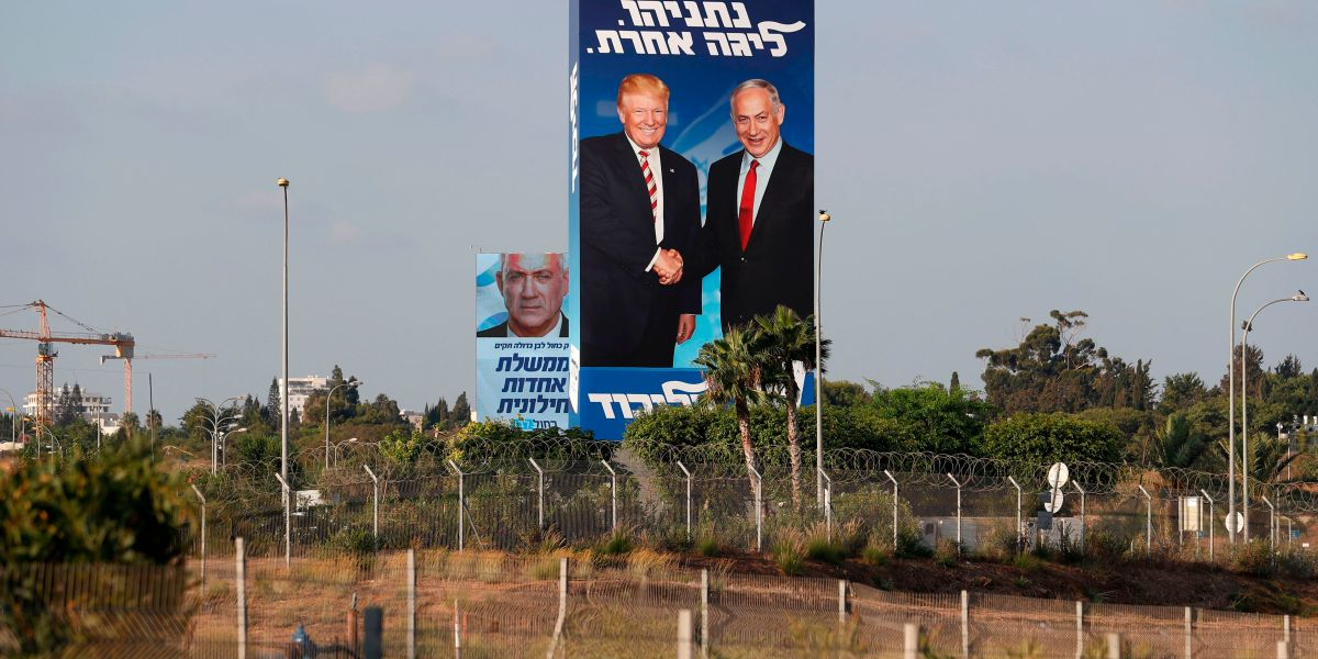 Here's What You Need to Know About Israel's Repeat Election