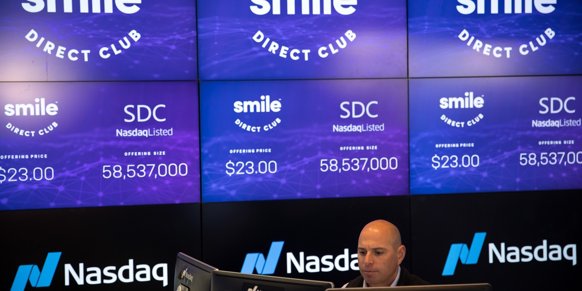 SmileDirectClub Gets Hit With a Costly Dentist Bill, Shares Tumble to New Low