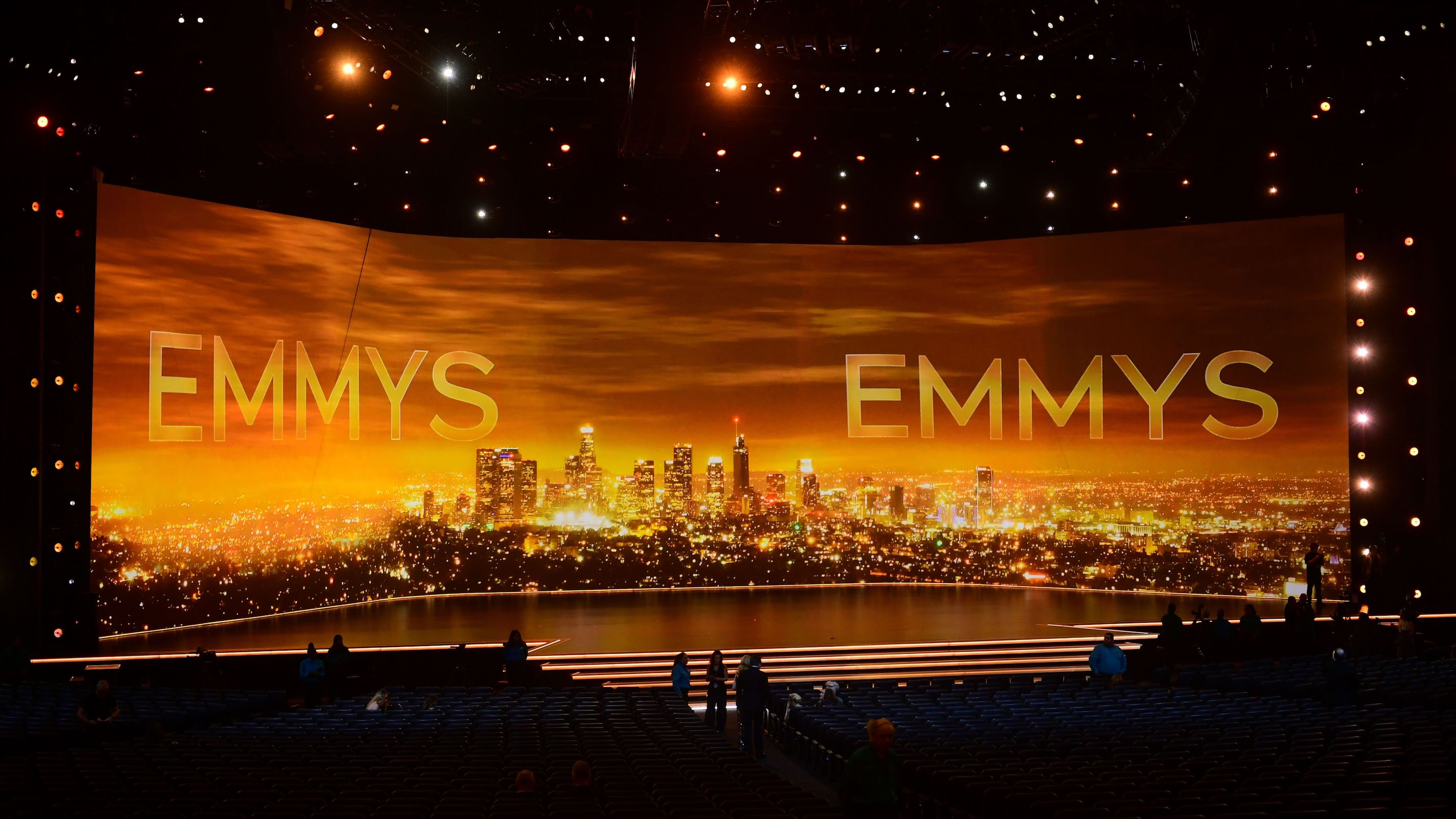 71st Annual Primetime Emmys Stage
